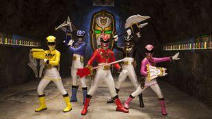 Power Rangers Megaforce S20 - Ep3