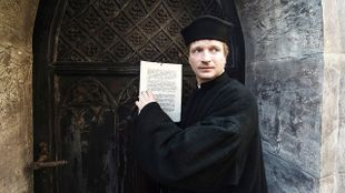 Jan Hus, rebelle jusqu'au bûcher