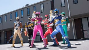 Power Rangers Dino Super Charge S23 - Ep18