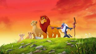 La garde du Roi lion S1 - Ep11