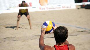 Volley-ball - Masters de Baden
