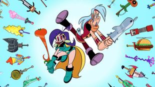 Mighty Magiswords S1 - Ep18