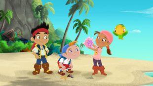 Jake et les pirates du pays imaginaire S3 - Ep70