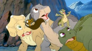 Le petit dinosaure : la source miraculeuse