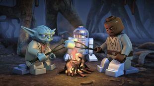 Lego Star Wars : les chroniques de Yoda S2 - Ep4