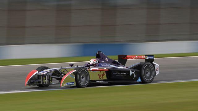 FIA Formula E / Sam Bloxham