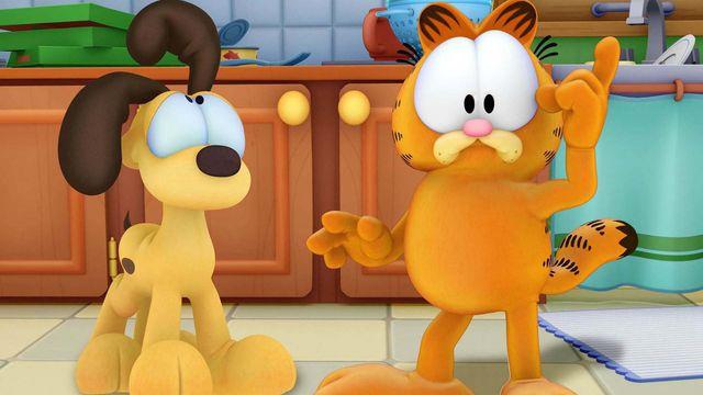 Paws / Garfield TV Series / Dargaud-Media