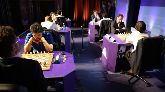 Paris Grand Chess Tour
