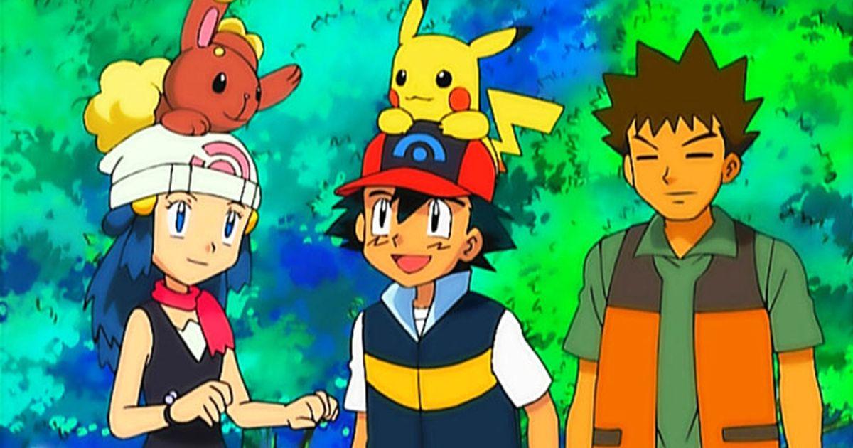 Pokémon : Diamant et perle en streaming direct et replay ...
