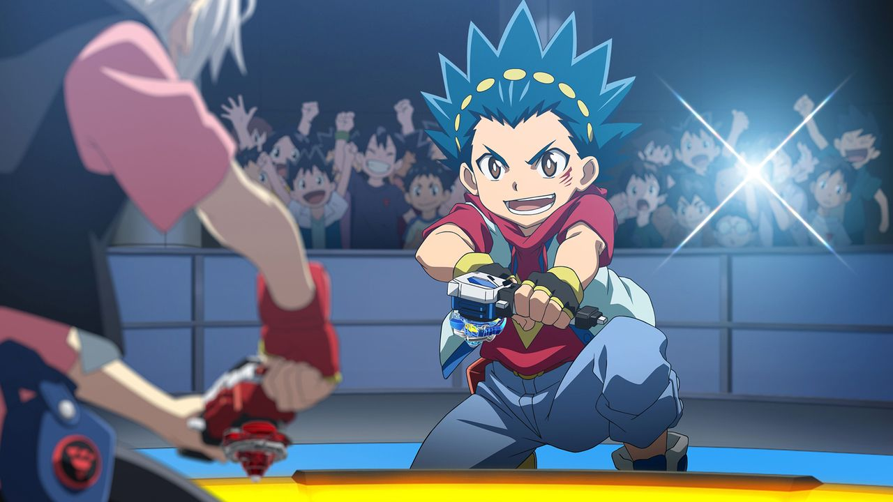 Beyblade Burst En Streaming Direct Et Replay Sur Mycanal
