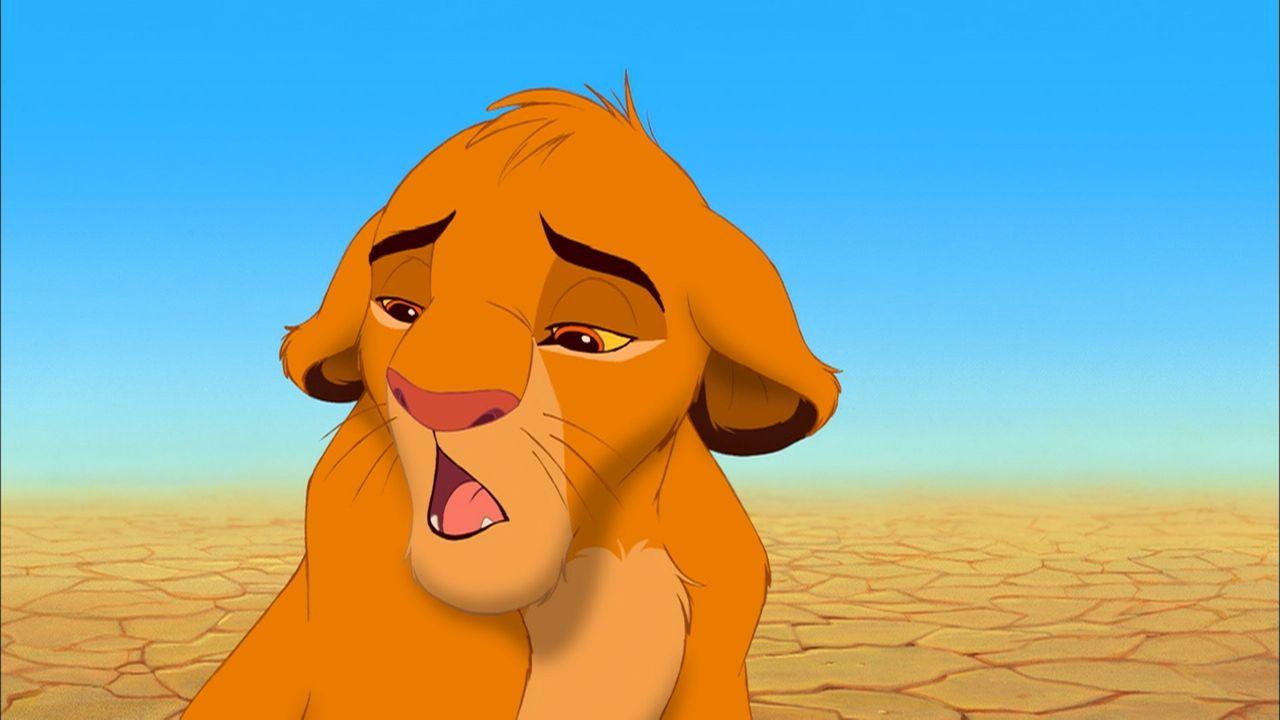 Dessin MANGA: Le Roi Lion Dessin Anime Chanson Le Lion Est ...