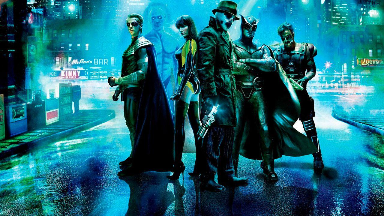 Watchmen Streaming
