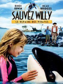 Sauvez Willy 4 : le repaire des pirates