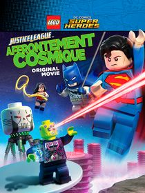 Lego DC : Affrontement cosmique