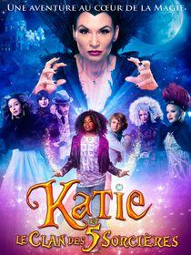 Katie et le clan des cinq sorcières