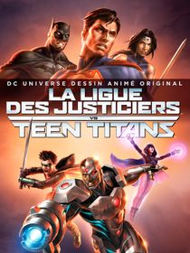 La ligue des justiciers vs. Teen titans