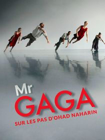 Mr Gaga : sur les pas d'Ohad Naharin