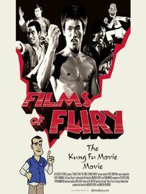 La fureur de filmer : les films de kung-fu
