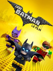 Lego Batman : le film