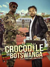 Le crocodile du Botswanga