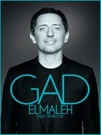 Gad Elmaleh : Sans tambour