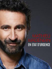 Mathieu Madénian : «En état d'urgence»