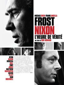 Frost-Nixon : l'heure de vérité