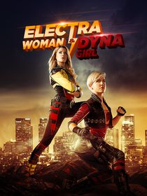 Electra Woman et Dyna Girl