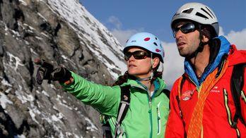 Eiger : L'arête Mittellegi
