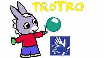 Trotro : Trotro et le bonhomme de neige
