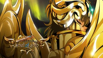 Saint Seiya : Soul of Gold
