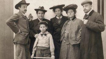 La famille Stein : La fabrique de l'art moderne