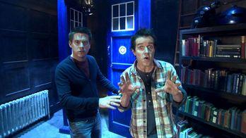 Les génies selon Dick et Dom
