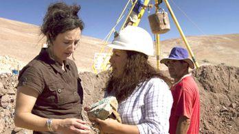 Les nouveaux explorateurs : Delphine Aurès au Chili