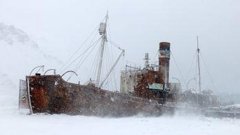 A la poursuite de l'endurance, sur les traces de Shackleton