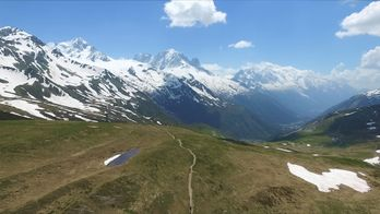 80km du Mont-Blanc Inside