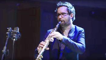 Emile Parisien fête les 40 ans de l'Europa Jazz
