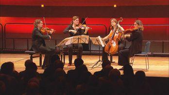 Quatuor Tetzlaff : Mozart, Chostakovitch et Sibelius