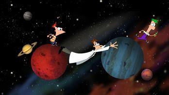 Phineas et Ferb, le film