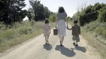 La passeuse des Aubrais, 1942