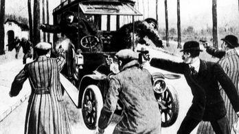 Caïds story, un siècle de grand banditisme