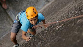 Les grimpeurs des favelas