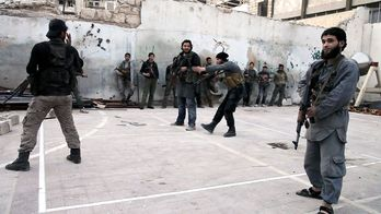 Syrie : les escadrons du djihad