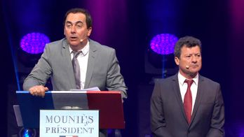 Mouniès président ! le dernier meeting !