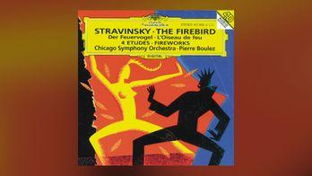 Stravinsky - Quatre Études pour orchestre