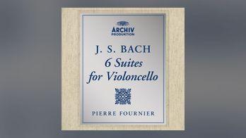 J.S. Bach - Suite pour violoncelle n°3 en ut majeur