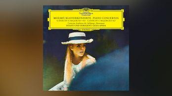 W.A. Mozart - Concerto pour piano n°21 en ut majeur