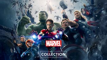 Collection Marvel