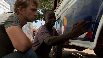 Les nouveaux explorateurs : Julien Mailland au Sénégal