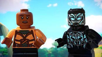 LEGO Marvel Super Heroes Black Panther : Dangers au Wakanda